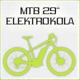 Elektrokola Brno - 29 MTB elektrokolo - horské elektrokolo