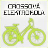Elektrokola Brno - crossové a trekkinogové elektrokolo