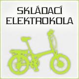Elektrokola do města - skládací elektrokola elektrosport brno