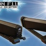 značková baterie pro elektrokolo
