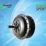 elektrosada pro přestavbu kola