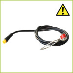 porucha kabeláže elektrokolo