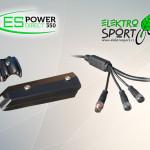 elektrosada zadní motor