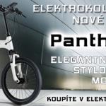 lehké elektrokolo Panther PS1, nejlehčí elektrokolo, lehké elektrokolo, moderní elektrkolo, nejmodernější elektrokolo, skládací elektrokolo