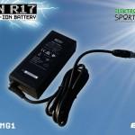 nosičová baterie pro elektrokolo Xenon R17