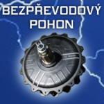 elektrokolo bezpřevodový motor