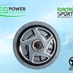 středový motor pro elektrokolo es power mid drive