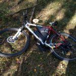 houbaření na kole