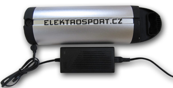 Elektrokola - baterie - technologie