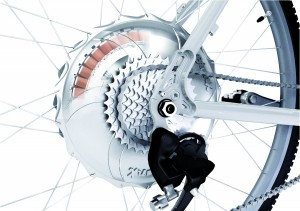 Elektromotor BionX