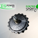 zadní pohon elektrokola es power direct 250