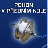 přední pohon pro elektrokola