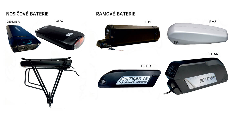 baterie pro elektrosady