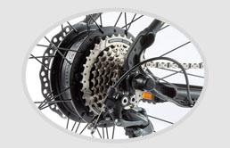Elektrosady se zadním motorem