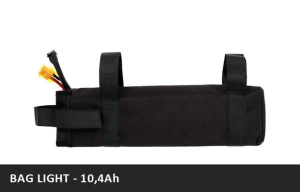 Brašnová baterie BAG LIGHT – 10,4Ah