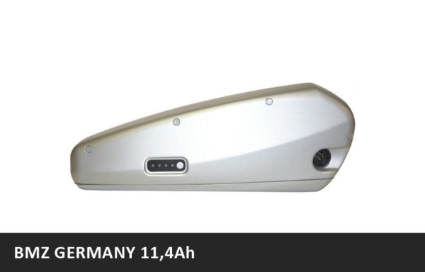 Rámová baterie BMZ GERMANY – 11,4Ah