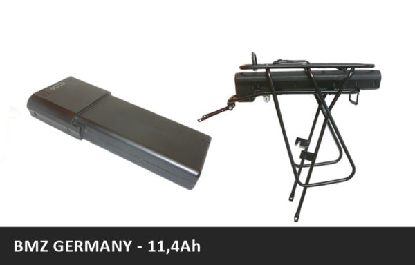 Nosičová baterie BMZ GERMANY – 11,4Ah