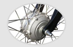 Elektrosady s předním motorem