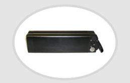 Baterie za sedlovou trubku - Silverfish