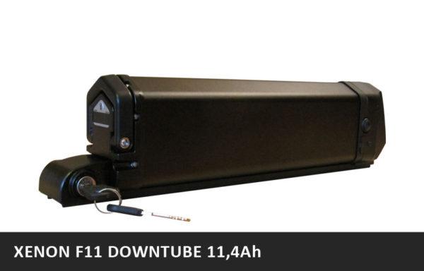 Rámová baterie Xenon F11 – 11,4Ah