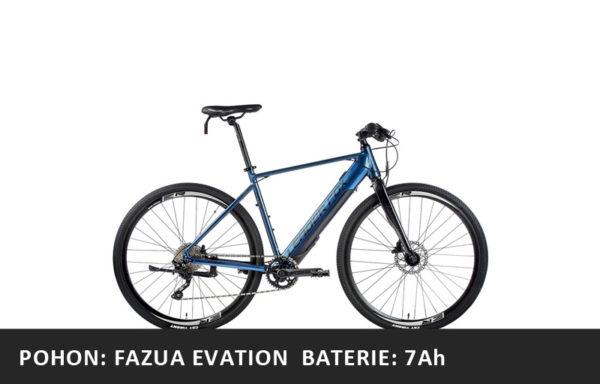 Krosové elektrokolo Leader Fox WACO 2021-2 – tmavě modrá/černá – rám 17,5″ | 19″ | 20,5″ | 22,5″ – pláště 28″